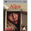 DVD & BLU-RAY : ALICE