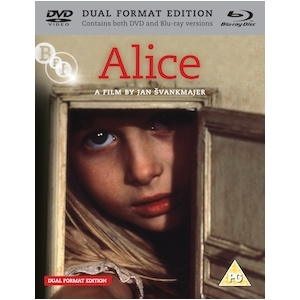 DVD & BLU-RAY : ALICE