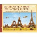 Flipbook : LE GRAND FLIP-BOOK DE LA TOUR EIFFEL - Recto : Version Française