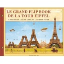 Flipbook : THE GREAT FLIP-BOOK OF THE EIFFEL TOWER - Recto : French Version
