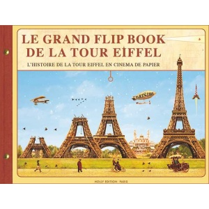 Flipbook : THE GREAT FLIP-BOOK OF THE EIFFEL TOWER
