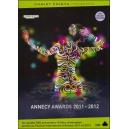 DVD : ANNECY AWARDS 2011 - 2012