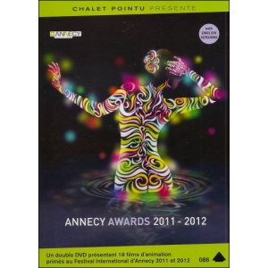 DVD : ANNECY AWARDS 2011 - 2012