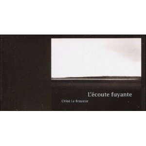 Flipbook : L'ÉCOUTE FUYANTE