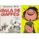 BD : GASTON N°2 - GALA DE GAFFES - Recto