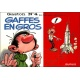 BD : GASTON N°4 - GAFFES EN GROS - Recto