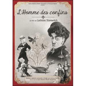 DVD : THE MAN FROM BORDERLANDS (L'homme des confins)