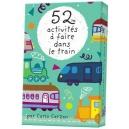 Jeu : 52 activités à faire dans le train
