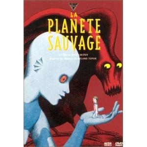DVD & BLU-RAY : La planète sauvage