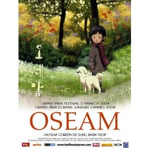DVD : Oseam