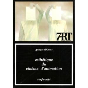 Book : ESTHÉTIQUE DU CINÉMA D'ANIMATION