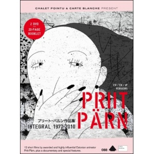 DVD : PRIIT PÄRN - Integral 1977 - 2010