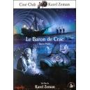 DVD : LE BARON DE CRAC - Jaquette du DVD