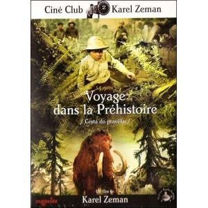DVD : VOYAGE DANS LA PRÉHISTOIRE