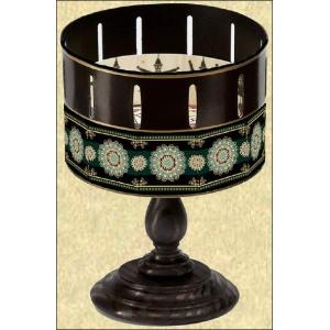Jouet Optique : LE ZOOTROPE - Modèle Mandala