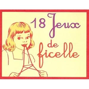 Jeu : 18 JEUX DE FICELLE