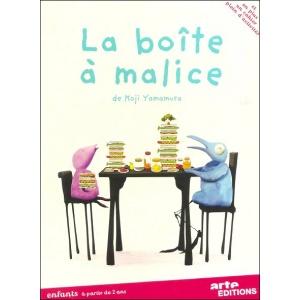 DVD : LA BOÎTE À MALICE