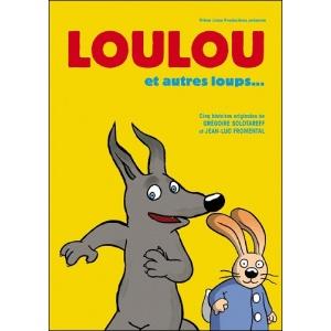 DVD : LOULOU et autres loups...