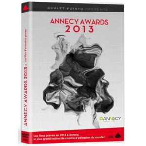 DVD : ANNECY AWARDS 2013