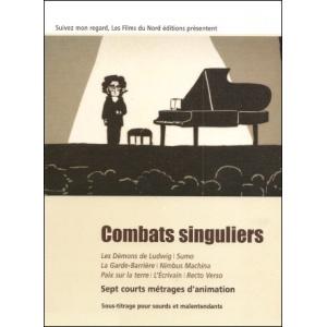 DVD : COMBATS SINGULIERS