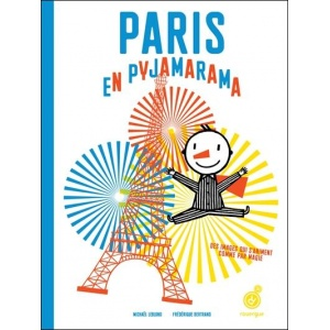 Livre : PARIS EN PYJAMARAMA