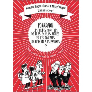 Book : Why are the rich becoming richer and the poor get poorer?