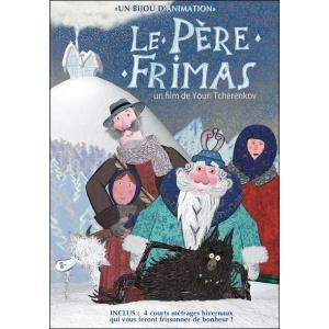DVD : LE PÈRE FRIMAS