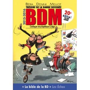 Book : BDM - Trésors de la Bande Dessinée 2015-2016