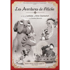 DVD : THE ADVENTURES OF FÉTICHE