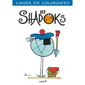 Livre : LES SHADOKS - Cahier de coloriages