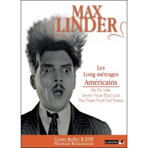 DVD & BLU-RAY: MAX LINDER - The American feature films