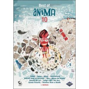 DVD : BEST OF ANIMA 10