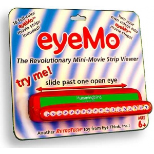 Optical Toy : EYEMO Mini-Movie Strip Viewer