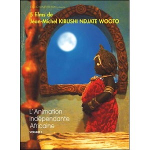 DVD : L'ANIMATION INDÉPENDANTE AFRICAINE - Vol 1