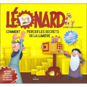 Book : LÉONARD : Comment percer les secrets de la lumière