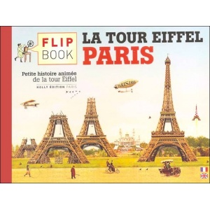 Flipbook : LA TOUR EIFFEL, PARIS
