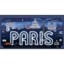 Livre : PARIS - Voyage animé au coeur de la ville lumière