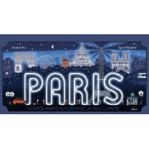 Book : PARIS - A Pop-Up stroll through the City of Light