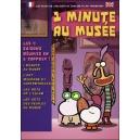 DVD : 1 MINUTE AU MUSÉE - L'INTÉGRALE COFFRET 4 DVD