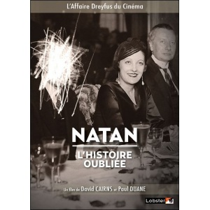 DVD : NATAN - The deleted story of a film genius