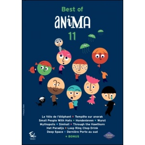 DVD : BEST OF ANIMA 11