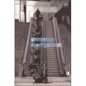 DVD : ANIMATION AVANTGARDE 01