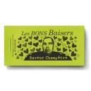 Carnet : LES BONS BAISERS - Saveur Champêtre