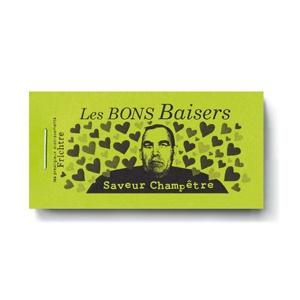 Notebook : LES BONS BAISERS - Saveur Champêtre