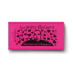 Notebook : LES BONS BAISERS - Saveur de l'Espace