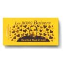 Notebook : LES BONS BAISERS - Saveur Maritime