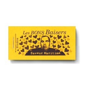 Carnet : LES BONS BAISERS - Saveur Maritime