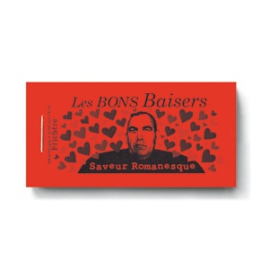 Carnet : LES BONS BAISERS - Saveur Romanesque