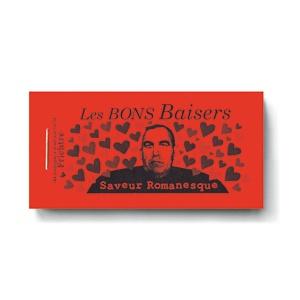 Notebook : LES BONS BAISERS - Saveur Romanesque