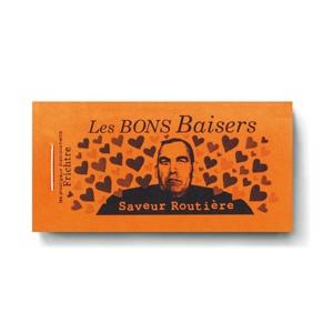 Notebook : LES BONS BAISERS - Saveur Routière